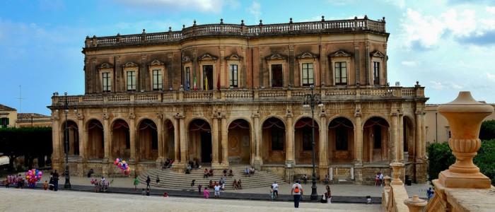 Municipio Noto barocca