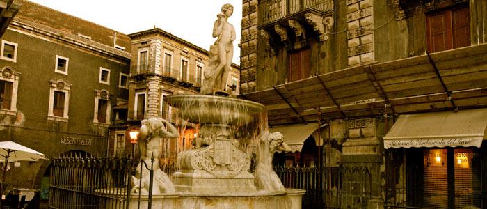 Catania fontana