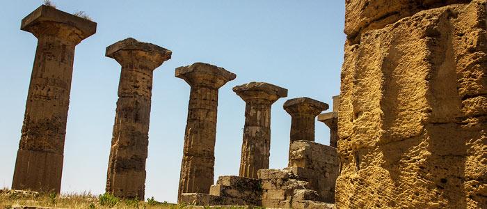 Mini tour di Sicilia Selinunte