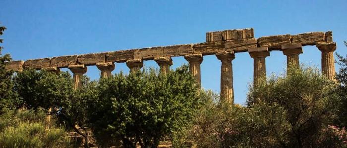 Sicilia Valle dei Templi Agrigento