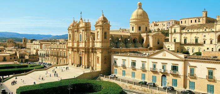 Mini Tour Sicilia Noto