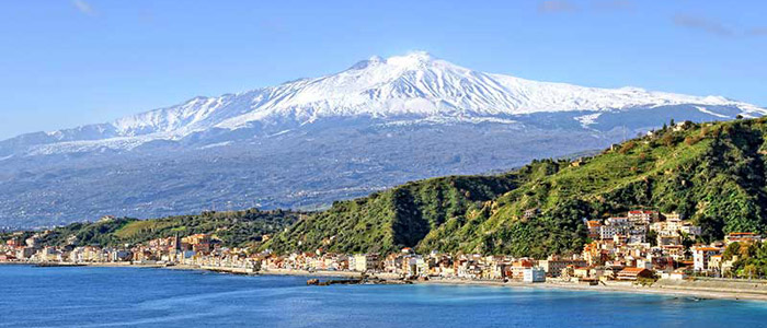 Tour Golf  e Arte Etna
