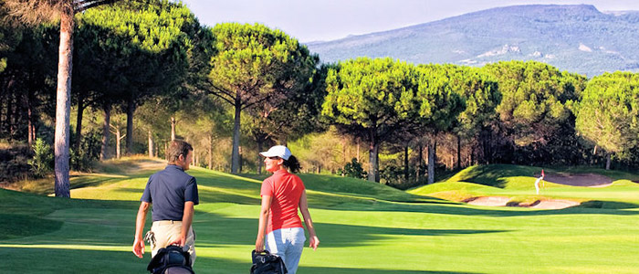 Tour Golf in Sicilia
