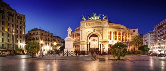 Tour di Sicilia da Palermo