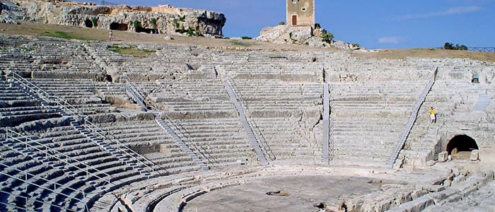 Sicily tour Siracusa