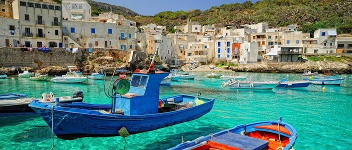 Vacanze isole Pelagie
