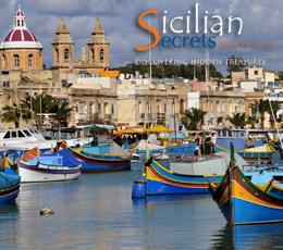 Logo 8 day Tour Sicily & Malta