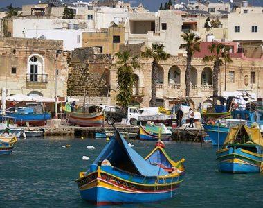 Tour Sicily & Malta - Marsaxlokk