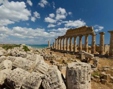 Tour of Sicily 9 Days - Selinunte