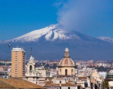 Circuito de Sicilia 9 Dias - Catania