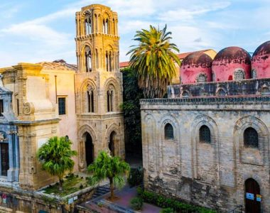 Tour Sicilia e Isole Eolie - Palermo