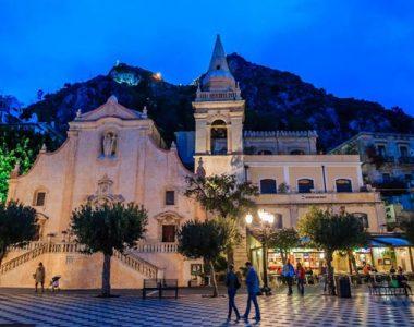 Tour of Sicily 8 Days - Taormina