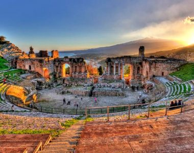 Short Tour of Sicily from Catania - Taormina