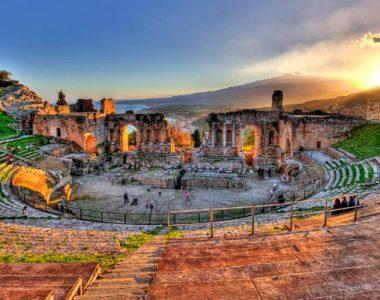 Tour di Sicilia 9Giorni - Taormina