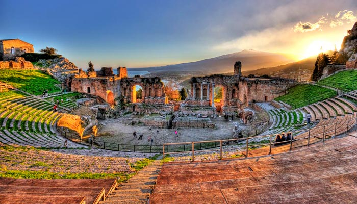 Tour sicily 9 days 8 nights 2018 itinerary palermo for Hotel panorama siracusa