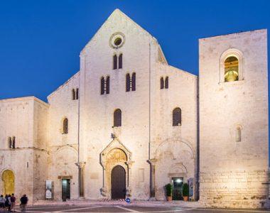 Circuito de Sicilia, Matera y Apulia - Bari