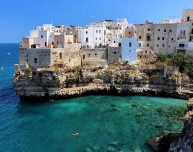 Circuito de Sicilia, Matera y Apulia - Polignano a Mare