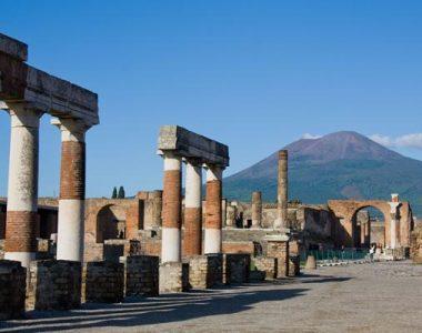 Pompei - Vesuvio