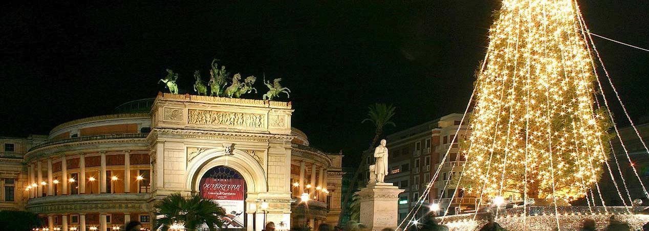 Tour Sicilia Capodanno